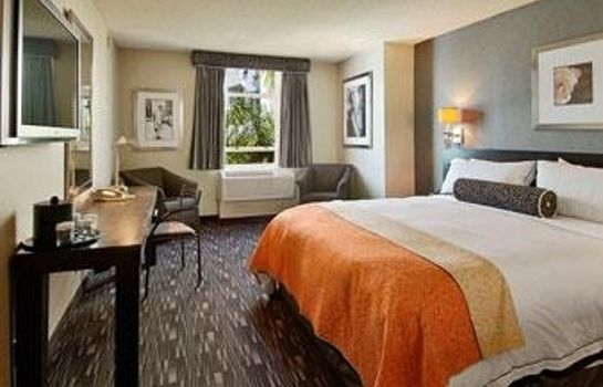 Zimmer RAMADA PLAZA WEST HOLLYWOOD