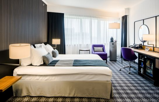 Junior suite Radisson Blu Hotel Amsterdam Airport