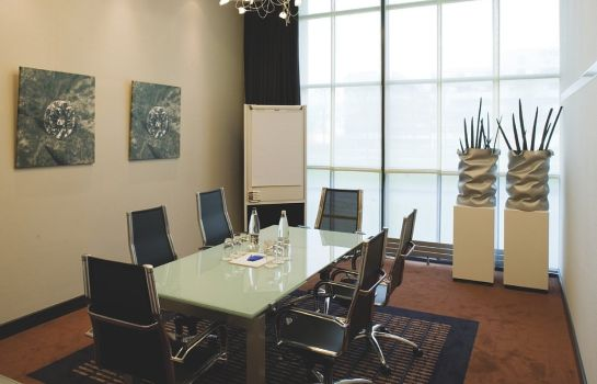 Conference room Radisson Blu Hotel Amsterdam Airport