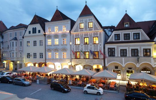 Exterior view Stadthotel Styria