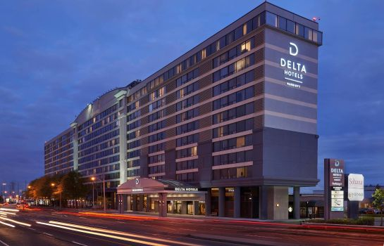 Widok zewnętrzny Delta Hotels Toronto Airport & Conference Centre