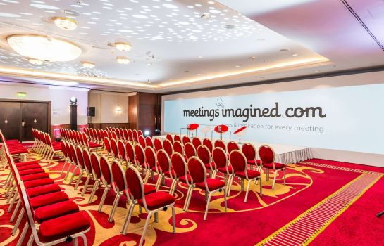 Sala congressi Prague Marriott Hotel