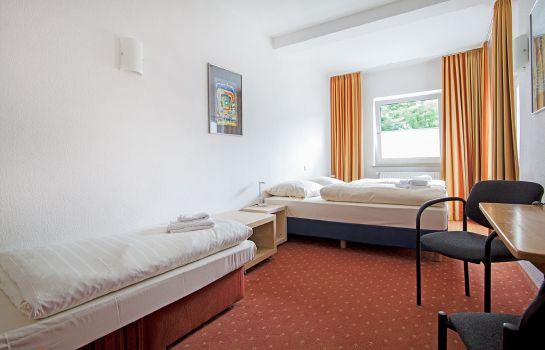 Chambre triple Stadt-gut-Hotel Baltic