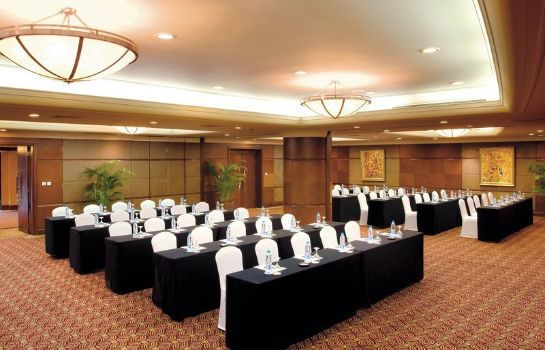 Conference room Shanghai Marriott Hotel Hongqiao