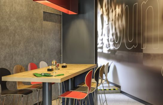 Hotel-Bar ibis Jena City