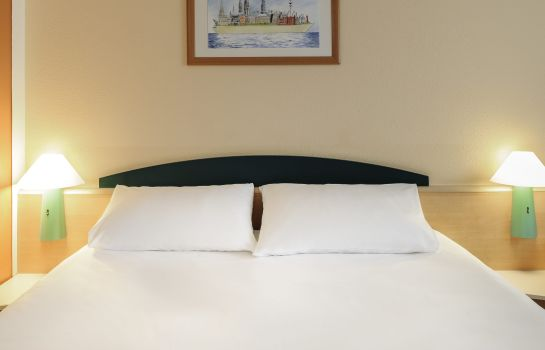 Standardzimmer ibis Jena City