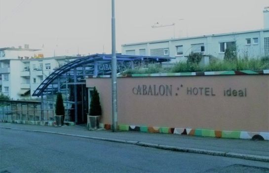 Exterior view Abalon Ideal