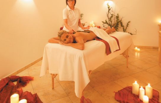 Massage room Zentral Aktiv- und Wellnesshotel