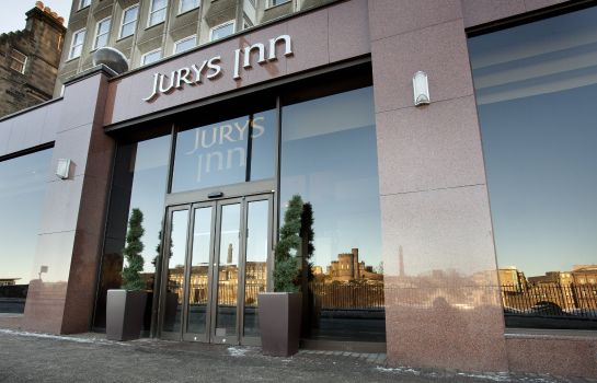 Exterior view Jurys Inn Edinburgh