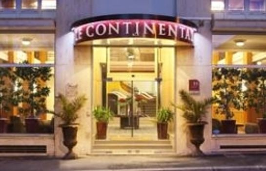 Photo Le Continental Oceania Hotels