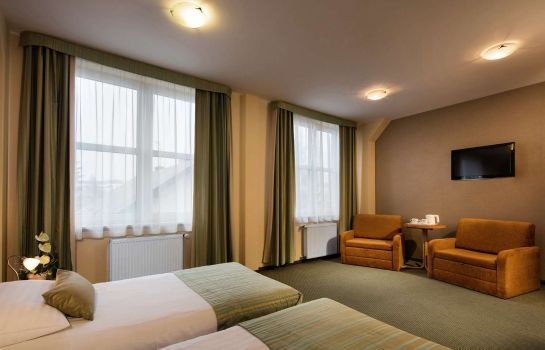 Camera Best Western Hotel Galicya