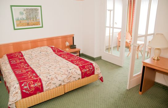 Chambre individuelle (confort) City Hotel