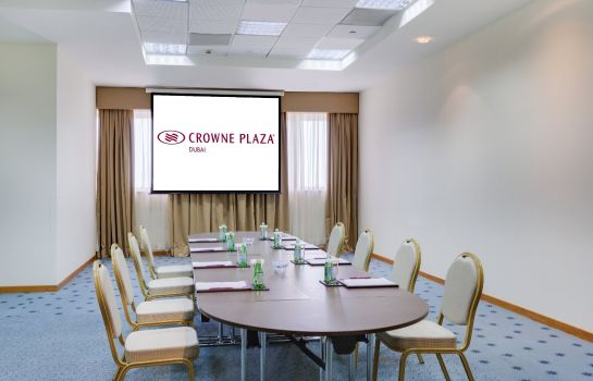 Conference room Crowne Plaza DUBAI APARTMENTS