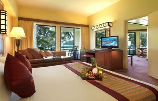 Suite HOLIDAY VILLA BEACH RESORT AND SPA LANGK
