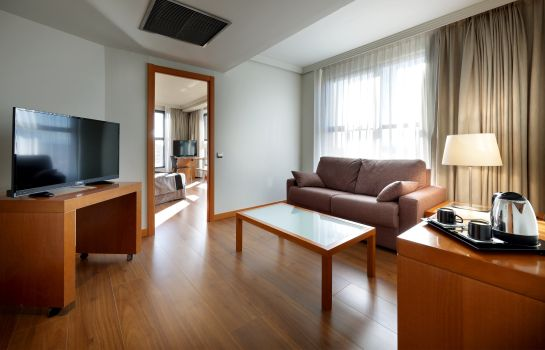 Suite junior Exe Plaza Hotel