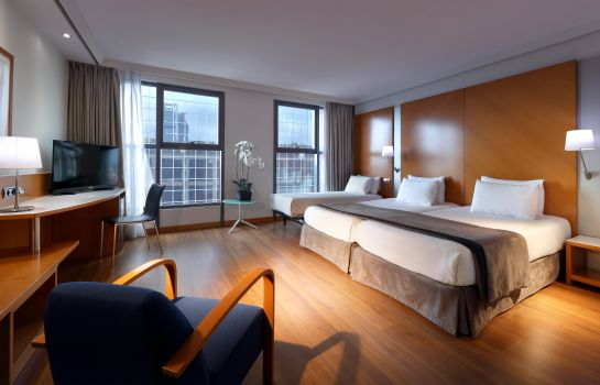 Triple room Exe Plaza Hotel