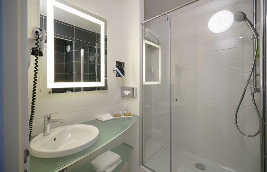 Bagno in camera Saphir Best Western