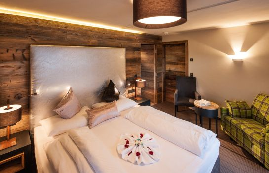 Chambre double (confort) Boutique Hotel die Mittagspitze****s