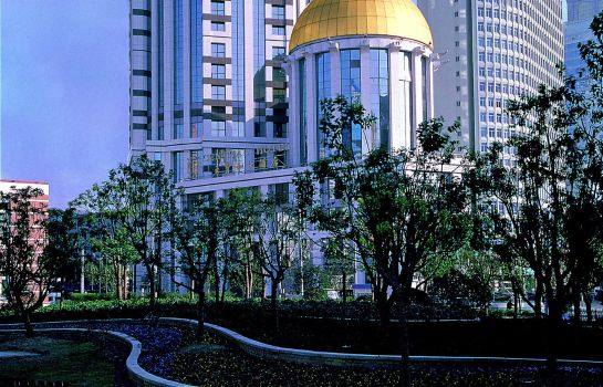 Exterior view Central Hotel Shanghai