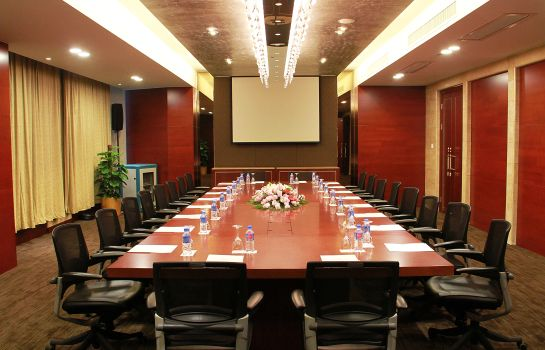 Conference office Central Hotel Shanghai