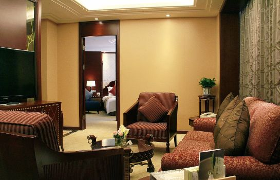 Suite Central Hotel Shanghai