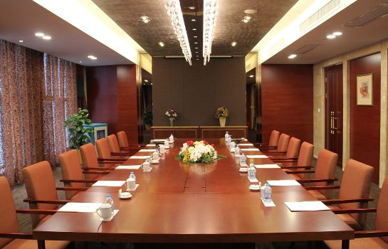Conference room Central Hotel Shanghai