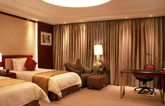 Double room (standard) Central Hotel Shanghai
