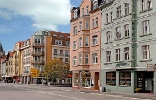 Cityhotel In Eisenach Hotel De