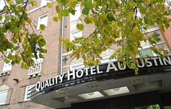 Exterior view Quality Hotel Augustin