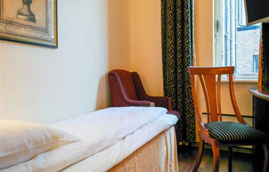 Chambre Quality Hotel Augustin