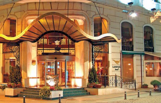 Exterior View Larespark Hotel Taksim
