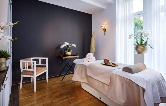 Massageraum Maison Messmer – ein Mitglied der Hommage Luxury Hotels Collection