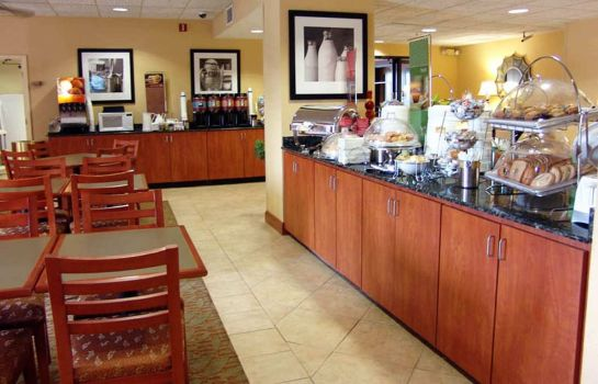 Restaurant Hampton Inn West Mobile-Bellingrath Gardens