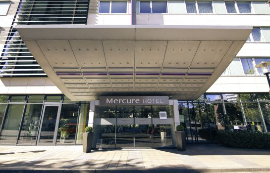 Vista exterior Mercure Hotel Plaza Essen