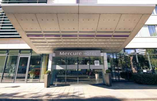Exterior view Mercure Hotel Plaza Essen