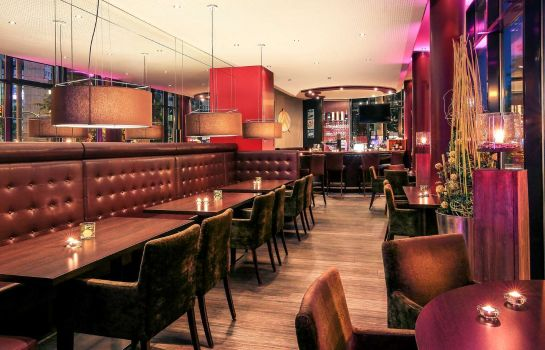 Hotel bar Mercure Hotel Plaza Essen