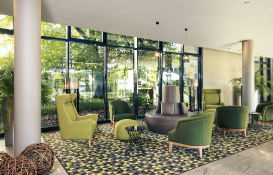 Lobby Mercure Hotel Plaza Essen