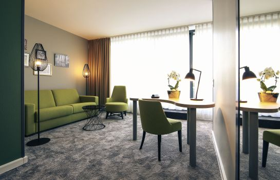 Suite junior Mercure Hotel Plaza Essen