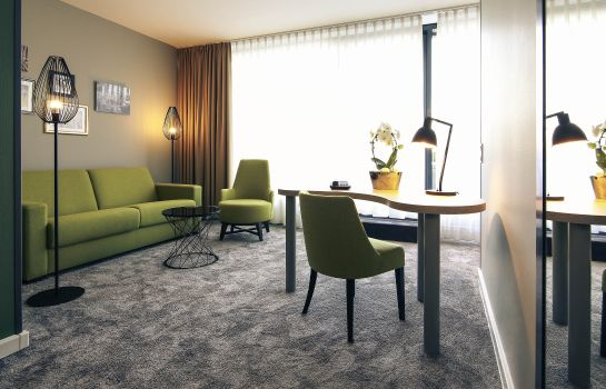 Junior suite Mercure Hotel Plaza Essen