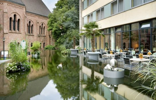 Restaurante Mercure Hotel Plaza Essen