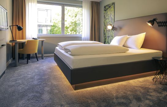 Standardzimmer Mercure Hotel Plaza Essen