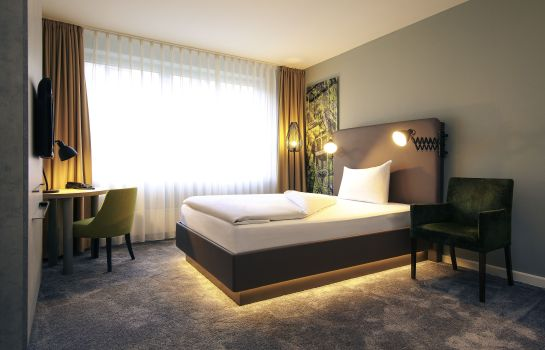 Double room (standard) Mercure Hotel Plaza Essen