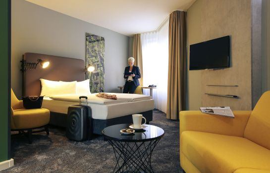 Double room (superior) Mercure Hotel Plaza Essen