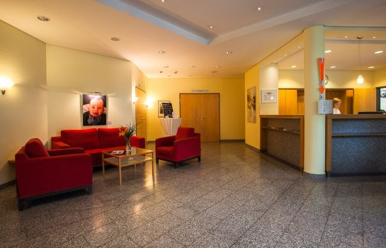 Hotelhalle Aparion Berlin Family Apartments