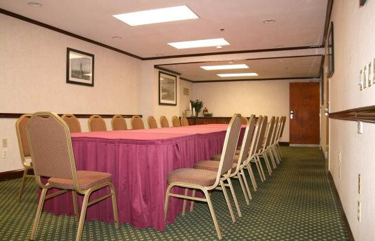 Sala de reuniones Hampton Inn San Francisco Airport