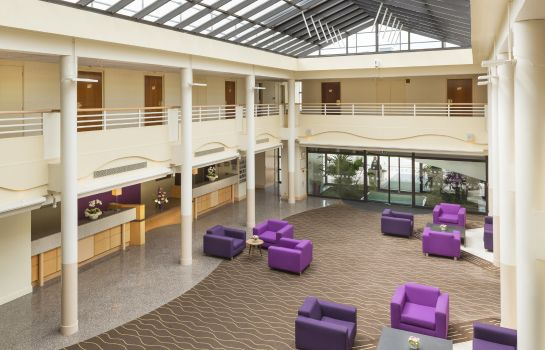 Lobby Holiday Inn CALAIS - COQUELLES