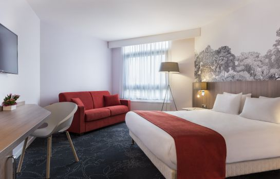 Double room (superior) Holiday Inn CALAIS - COQUELLES