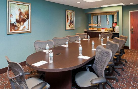 Conference room Hampton Inn - Suites Southbend