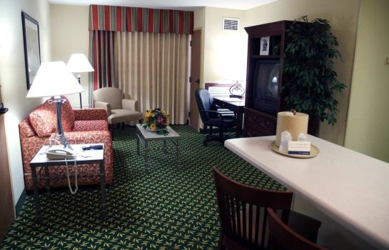 Suite Hampton Inn - Suites El Paso-Airport