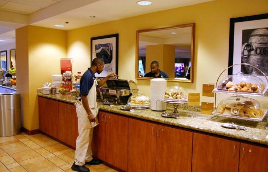 Restaurant Hampton Inn Houston Near the Galleria